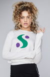 "Limited Edition What Is Your ""S"" London Sweater"