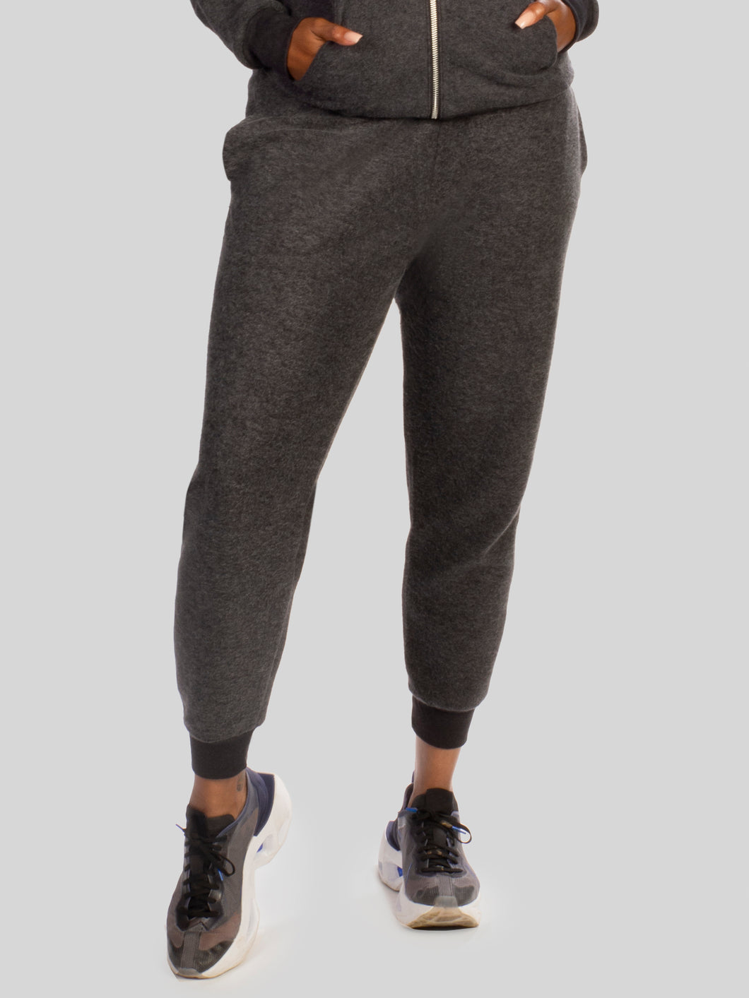 Rise To Every Challenge Lounge Pant in Black