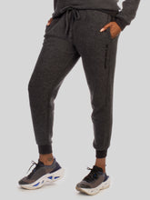 Load image into Gallery viewer, Rise To Every Challenge Lounge Pant in Black