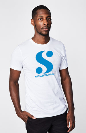 "Limited Edition ""S"" Melbourne Logo Tee"