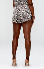 Load image into Gallery viewer, Misha Python Lace Trim Short