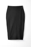 Essential Pencil Skirt Black