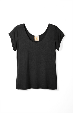 Irresistible Tee in Black