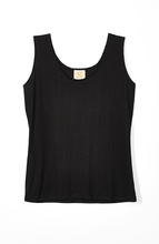 Load image into Gallery viewer, s-by-serena-everywhere-tank-top-black-front