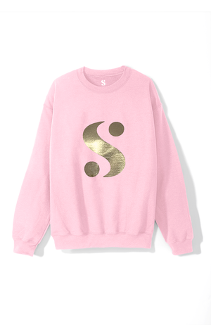 S-By-Serena-Signature-S-Lounge-Top-In-Pink-Front