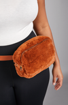 Touché Supersoft Belt Bag in Brown