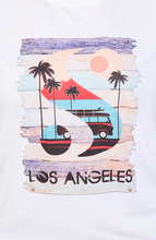 "Load image into Gallery viewer, ""S"" LA Logo Tee"