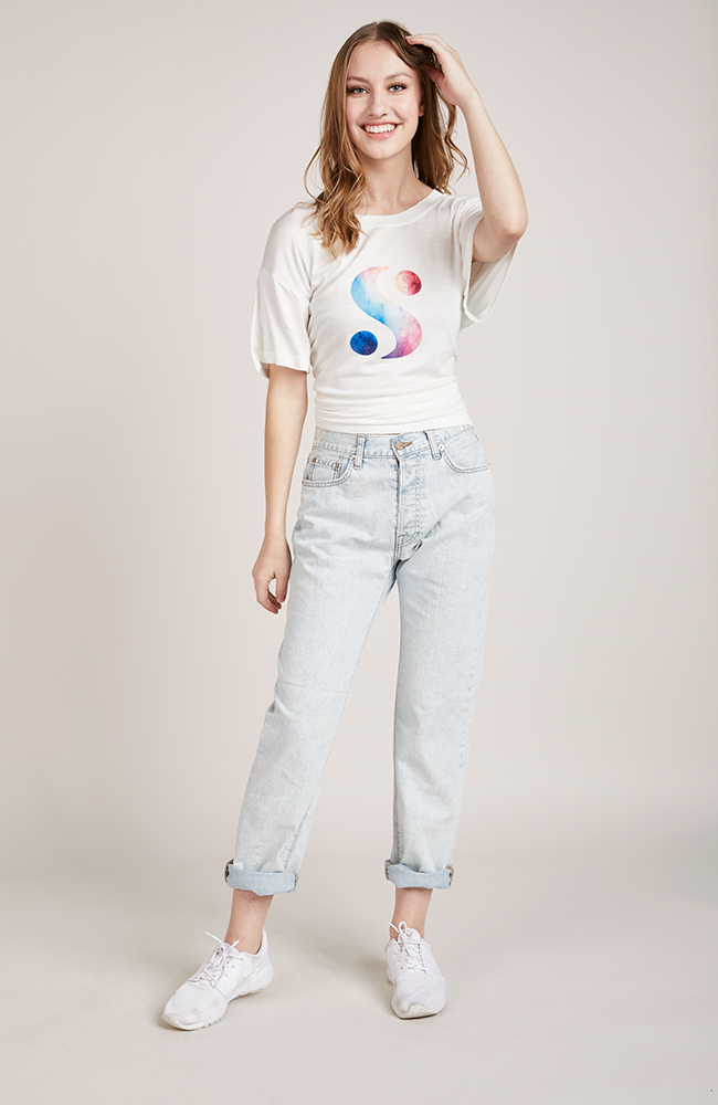 "What Is Your ""S""? Watercolor Tee"