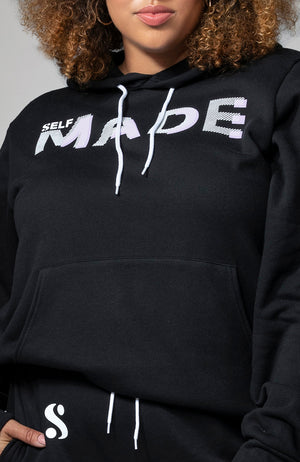 s-by-serena-self-made-unisex-hoodie-black-detail