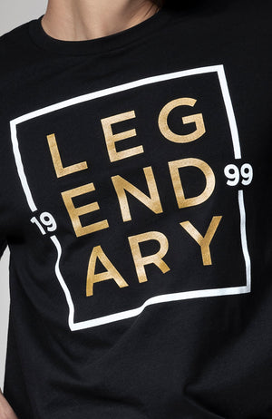 Legendary 1999 Unisex Tee in Black