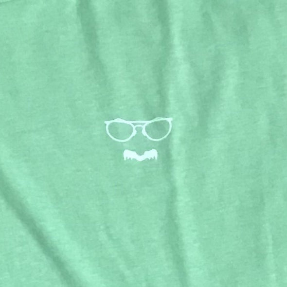 Stan Lee Signature Tee - Apple Green