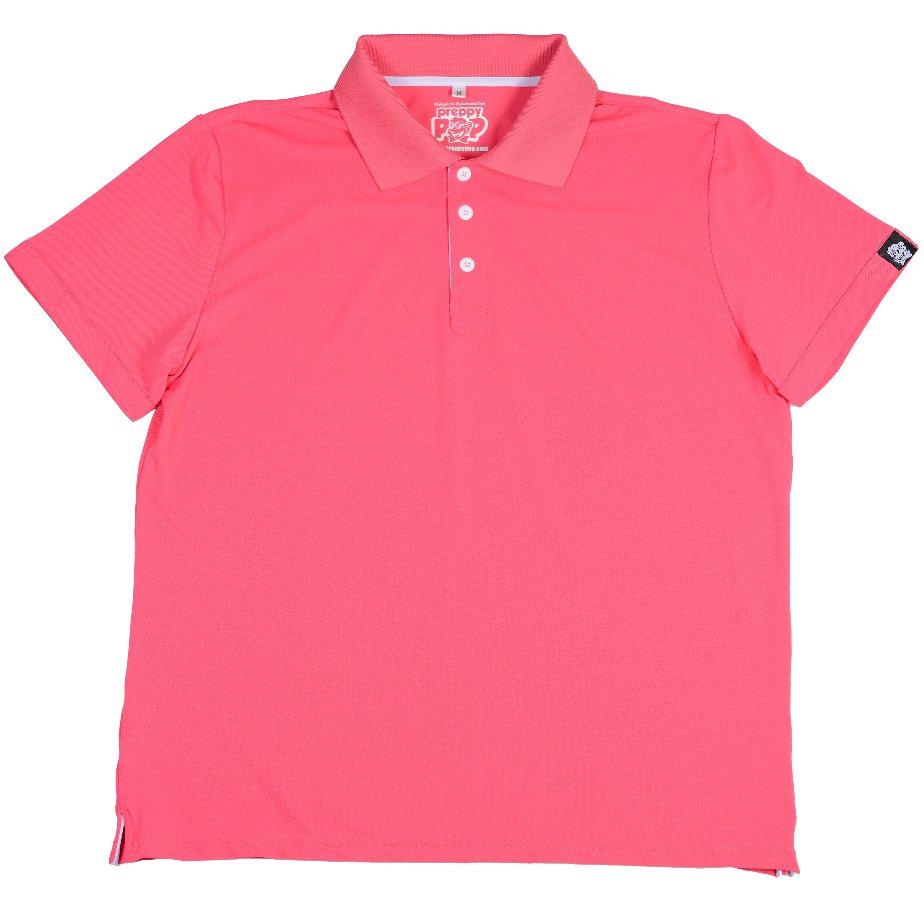 POLO'S WITH A POP! - PINK