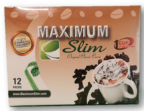 Maximum Slim Original Classic Cocoa™ 12 Count