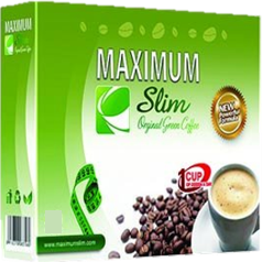 Maximum Slim Original Green Coffee™ 12 Count