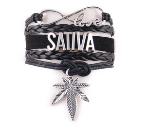 Sativa Upper Arm Bicep Band