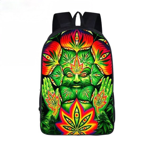 Smokie Tantric Leaf Exclusive Back-to-School Backpack