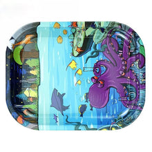 Load image into Gallery viewer, Unda Tha Sea Rolling Tray