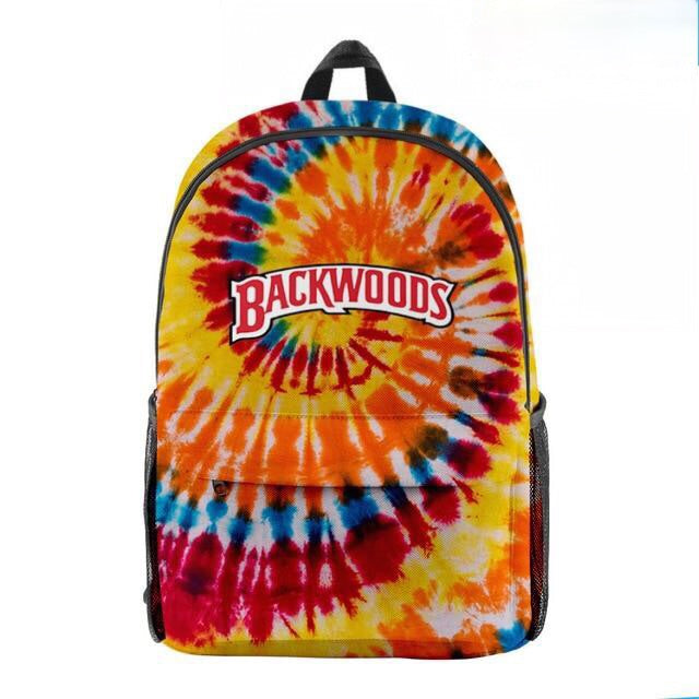 Tie-Dye Backwoods Clouds Exclusive Backpack