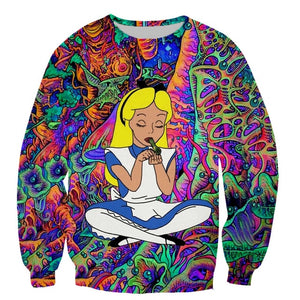 Tokin Alice Exclusive Collection (Hoodie, Tshirt, Tank Top, Sweatshirt)