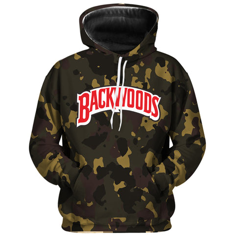 Exclusive Backwoods Camo Hoodie