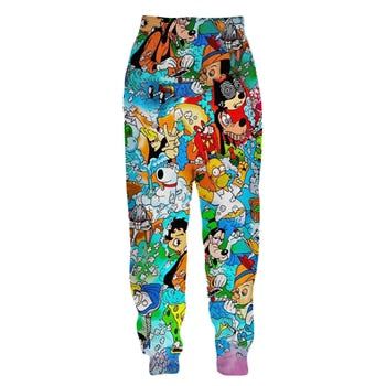 All Character Super Exclusive Joggers
