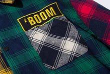 Load image into Gallery viewer, Shakalaka Rasta Boom Plaid Hipster Exclusive