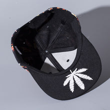 Load image into Gallery viewer, Fire Leaf Snapback