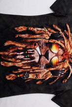 Load image into Gallery viewer, Rasta Lion Tshirt