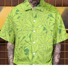 Load image into Gallery viewer, Kush Bae Kingpin VIP Short Sleeve Shirt