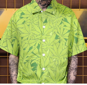 Kush Bae Kingpin VIP Short Sleeve Shirt