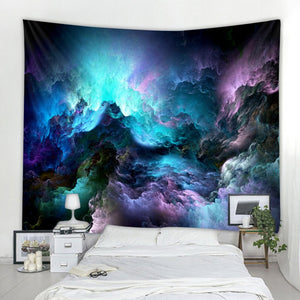 Mystical Clouds Tapestry