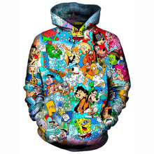 Load image into Gallery viewer, All Character Exclusive Hoodie
