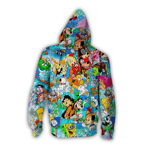 All Character Exclusive Hoodie