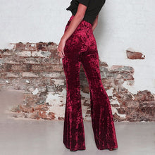 Load image into Gallery viewer, Plush Flare Pants