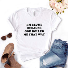 Load image into Gallery viewer, God's Blunt Tshirt