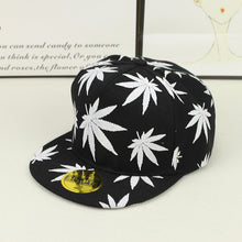 Load image into Gallery viewer, Neon Leaf Snapback