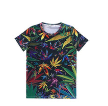 Load image into Gallery viewer, Tropical Leaf Tshirt