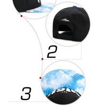 Load image into Gallery viewer, Fly High Jet Club Snapback
