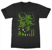 Load image into Gallery viewer, Botanist Cannabis Tshirt