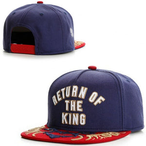 Return of the King Lion of Judah Collector's Snapback