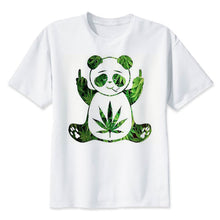 Load image into Gallery viewer, Panda Leaf Tshirt