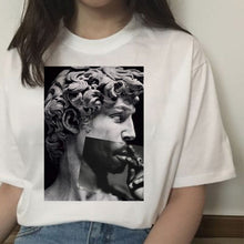 Load image into Gallery viewer, The Thinker Contemporary Tshirt