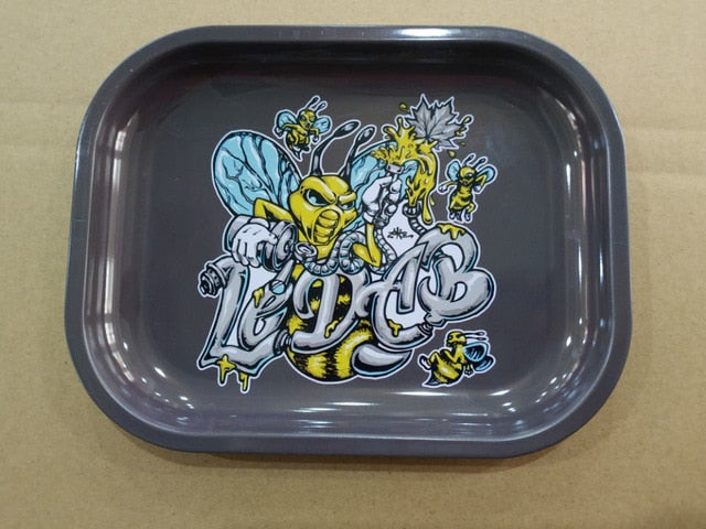 Le Dab Collectible High Gloss Tray