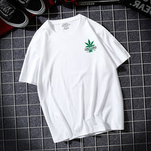 Load image into Gallery viewer, Stay Smokin' Men's Clean-cut Skater's Tshirt (Run's Small, Order 2 sizes larger than usual)