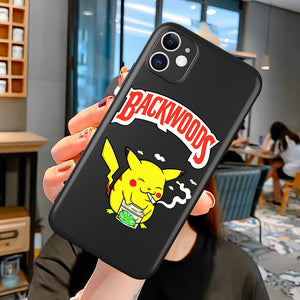 Backwoods Pika Phone Case