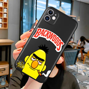 Backwoods Burt Phone Case