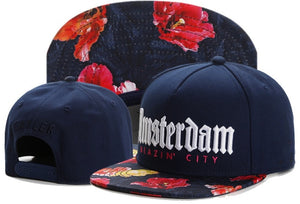 Amsterdam Blazin' City Collector's Snapback