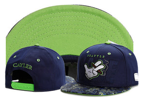 Seattle Haze Collector's Snapback