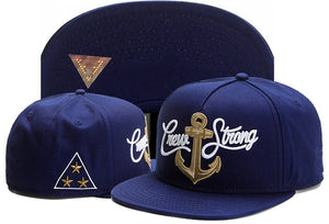 Crew Strong Collector's Snapback