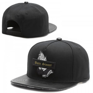 Born Sinner Prayed Up Snapback